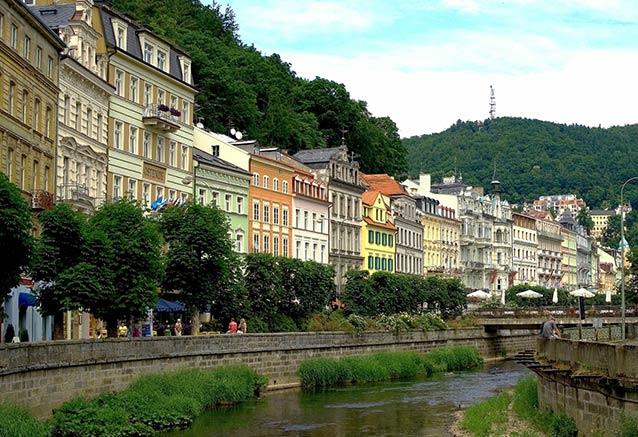 Viaje tour republica checa Karlovy Vary