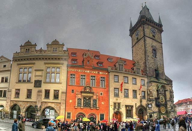 Foto del viaje ofertas tour republica checa Reloj Astronomico Praga