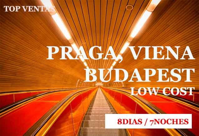 Foto del viaje ofertas budapest praga viena low cost LOW COST