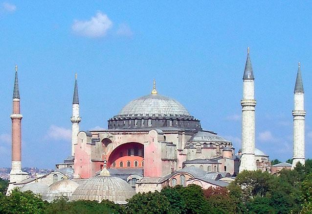 Foto del viaje ofertas secret escapes te lleva estambul santa sofia Estambul