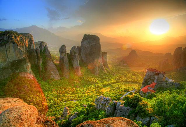 Foto del viaje ofertas grecia espectacular grenn meteora