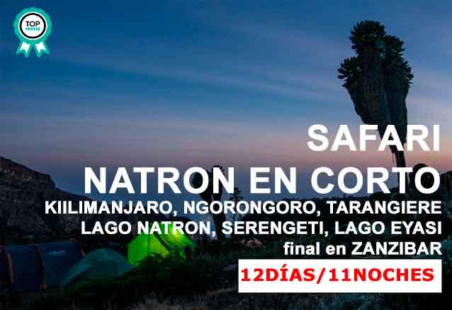 Foto del viaje ofertas safari nortan tanzania SAFARI NATON