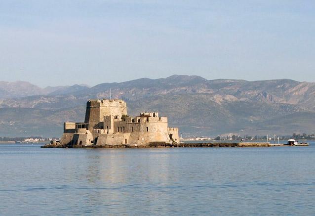 Viaje grecia oro Nafplio