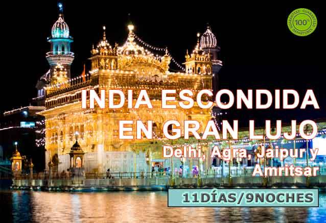 Foto del viaje ofertas india escondida gran lujp amritsar india lujo
