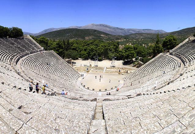 Viaje grecia al completo Epidavros