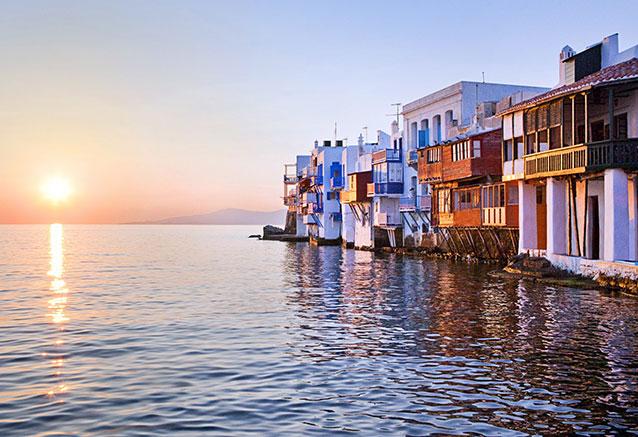 Viaje atenas mykonos 7 dias mas Mykonos Greece