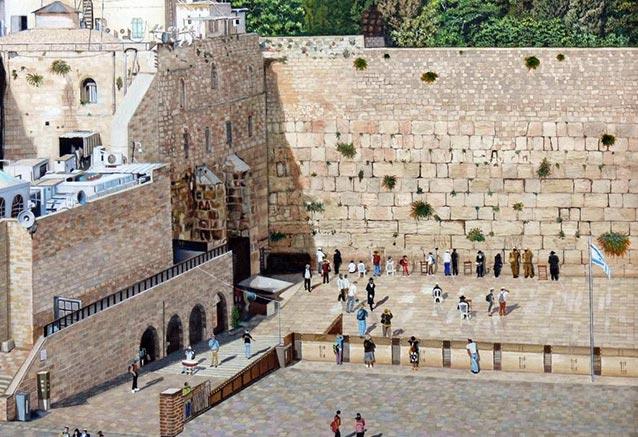 Viaje jordania jerusalen muro