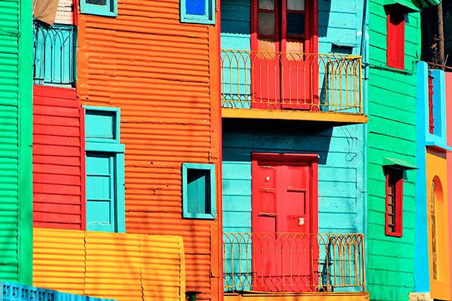 Viaje argentina bellezas patagonia buenos Bocca