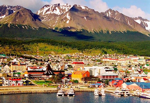 Viaje argentina bellezas patagonia ushuaia arg