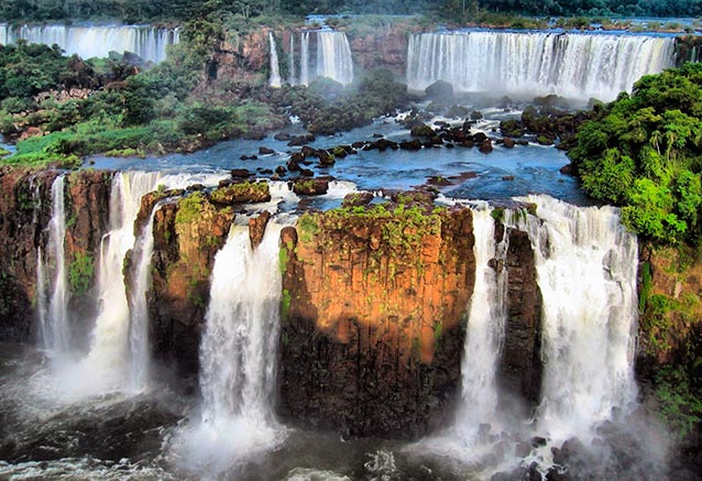 Viaje patagonia iguazu 16 dias Cataratas Iguazu