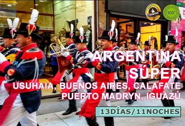 Foto del viaje ofertas super argentina SUPERARG BIDTRAVEL