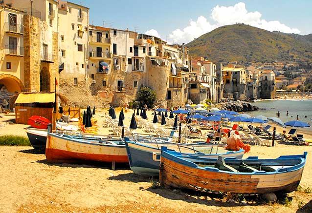 Foto del viaje ofertas circuito mini sicilia occidental Cefalu en Sicilia por Miguel Virkkunen Carvalho licencia 2 0
