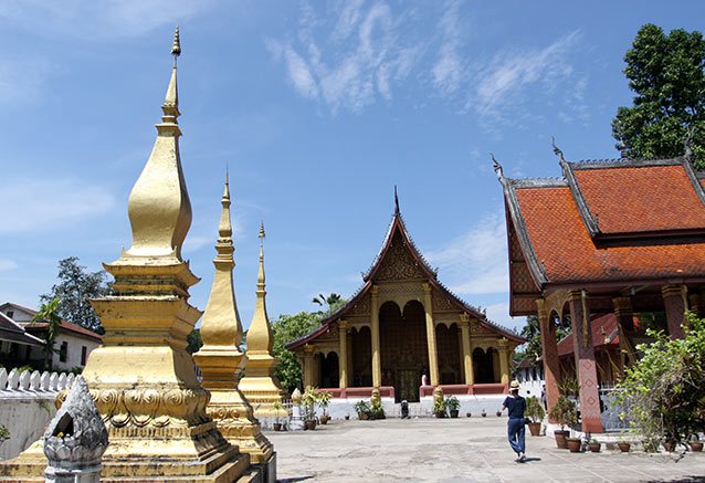 Viaje vietnam esencial Luang Prabang 9