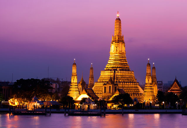 Viaje circuito tailanda bangkok