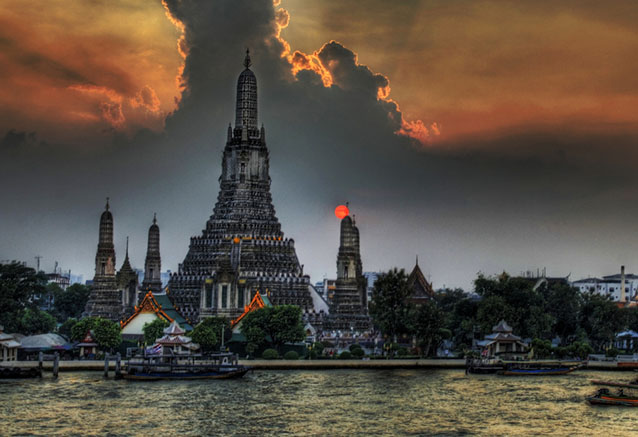 Viaje circuito tailanda bangkok11
