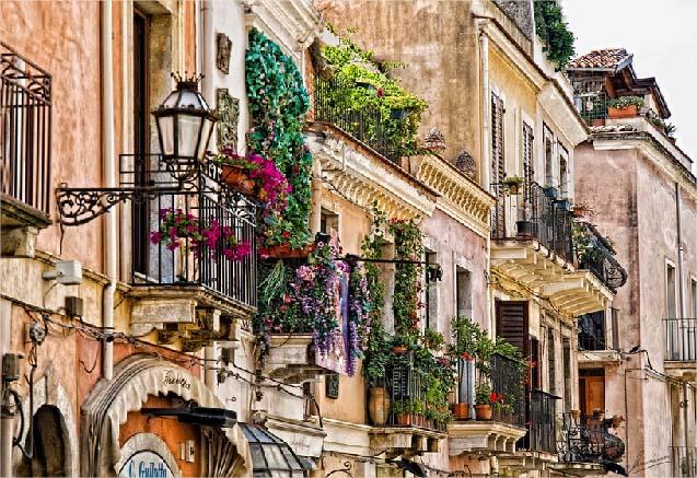 Viaje reino dos sicilias 8 dias taormina