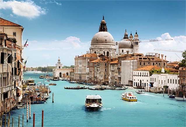 Viaje delizia italiana venecia gran canal