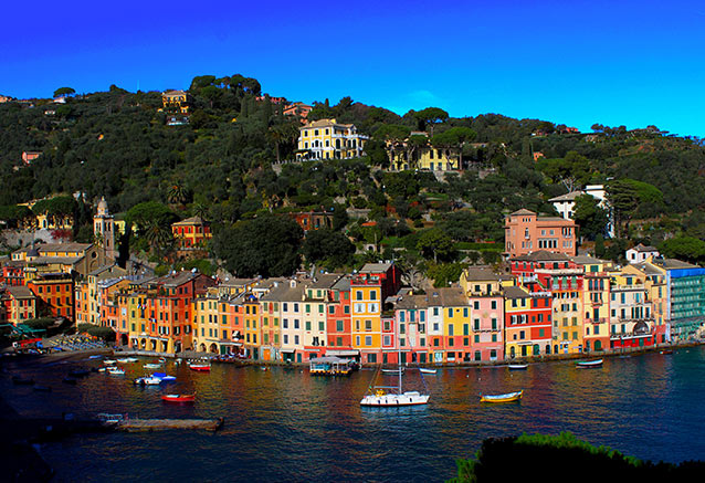 Viaje explendor italiano portofino