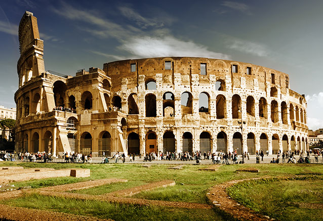 Viaje explendor italiano rome1