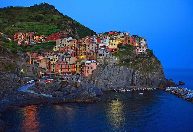 Viaje explendor italiano spezia
