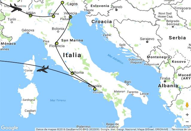Viaje soles italia 12 dias italia en 12 dias