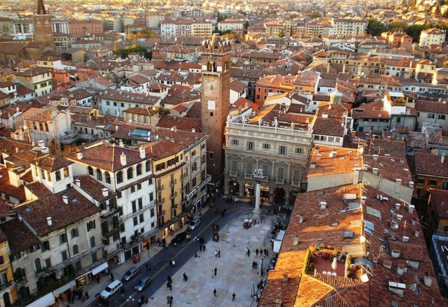 Viaje romantica toscana cinque terre ERBE DA TORRE LAMBERTI