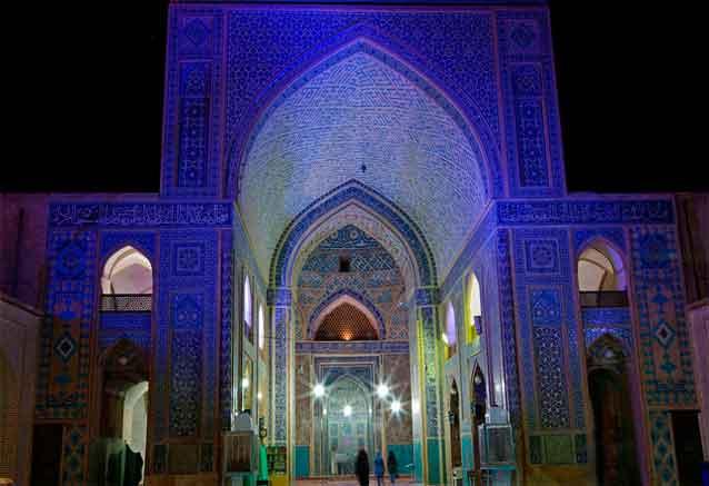 Foto del viaje ofertas cupulas iran 8 dias mezquita iran
