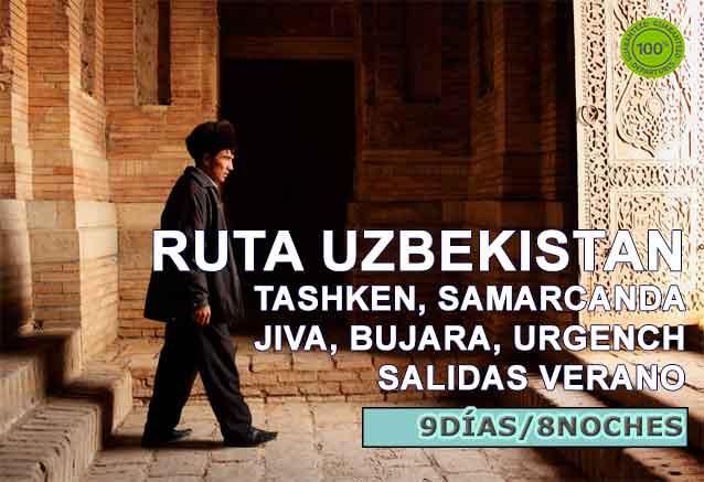 Foto del viaje ofertas ruta seda uzbekistan Ruta uzbekistan viaje bidtravel oferta