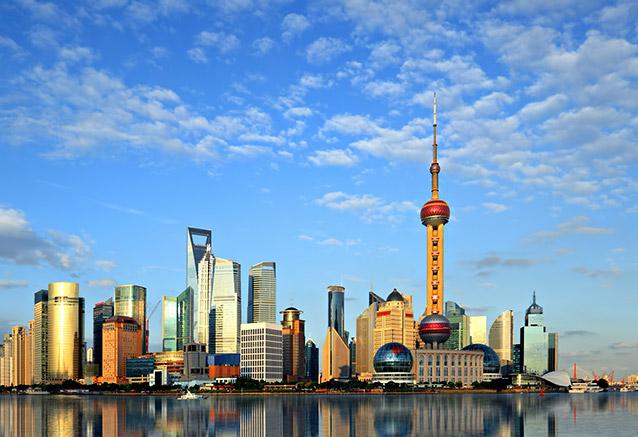 Viaje ruta seda china SHANGHAI