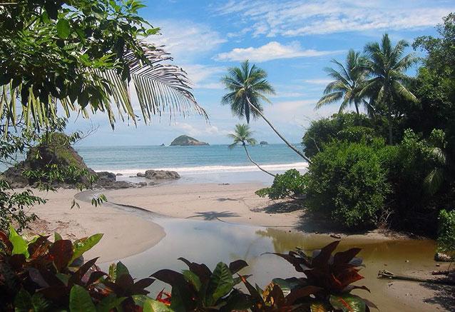 Viaje costa rica novios Costa Rica playa