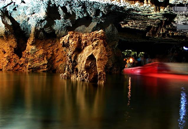 Viaje iran fabuloso Alisard Cave Hamadan