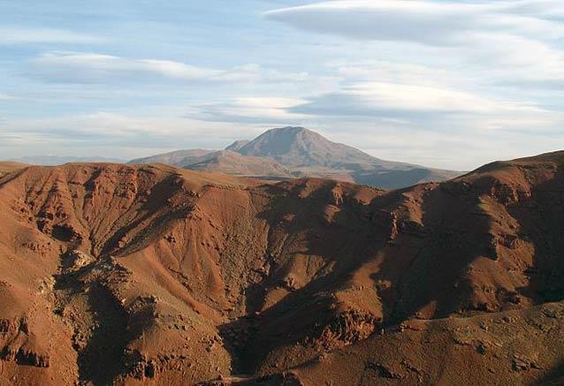 Viaje iran fabuloso 20 dias Berg Nabij Tabriz