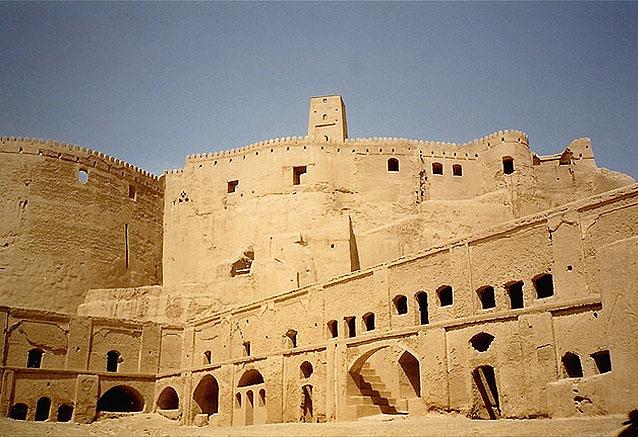 Viaje iran fabuloso Caravanserai Bam