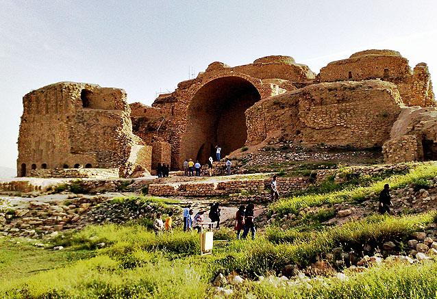 Viaje iran fabuloso 20 dias Firuzabad