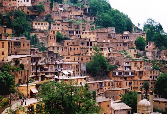 Viaje iran fabuloso 20 dias Masuleh