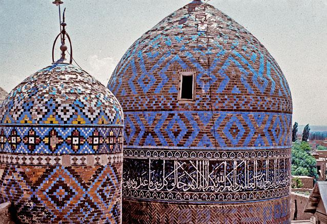Viaje iran fabuloso MausoleodeSheijSafiArdebili