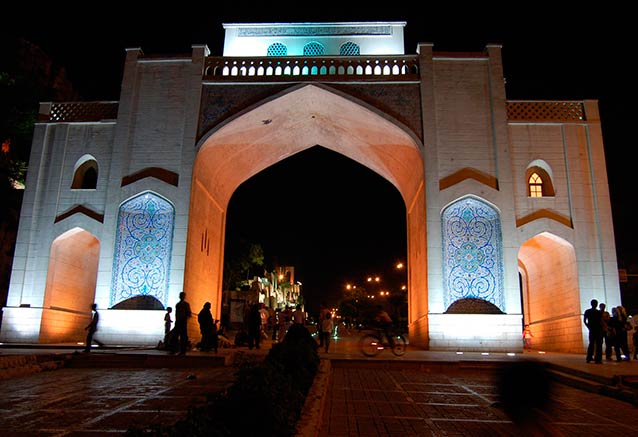 Viaje iran fabuloso Shiraz