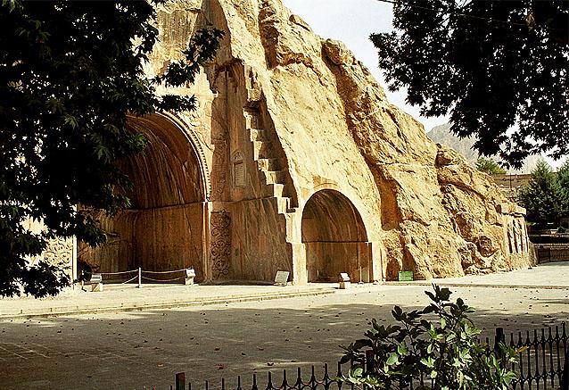 Viaje iran fabuloso 20 dias bostan tahg e