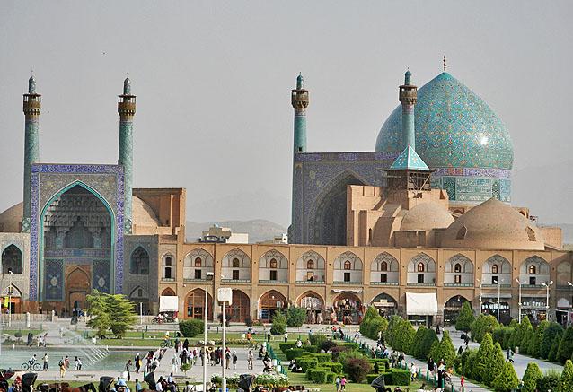 Resultado de imagen de isfahan lugares de interés