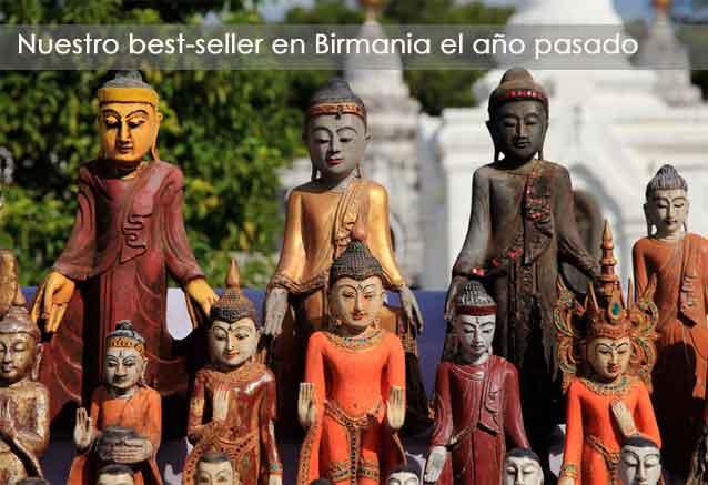 Foto del viaje ofertas maravillas birmania mas vendido en birmania