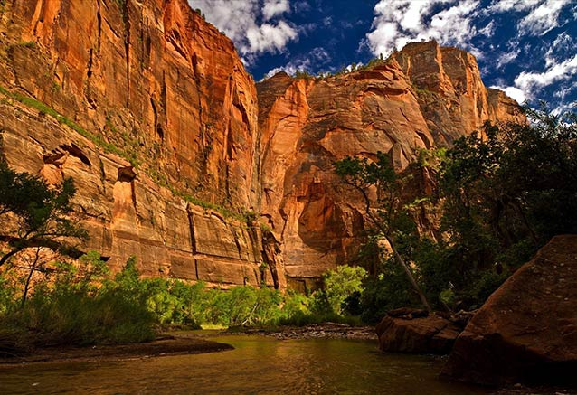 Viaje fantasias del oeste usa Zion National Park Utah USA