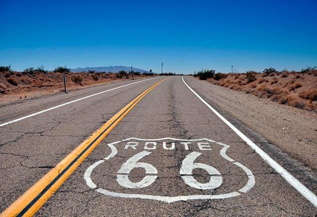 Viaje fantasias del oeste usa route 66