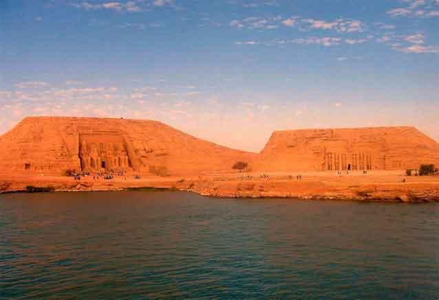 Foto del viaje ofertas egipto lago nasser 11 dias lago nasser abu simbel bidtravel