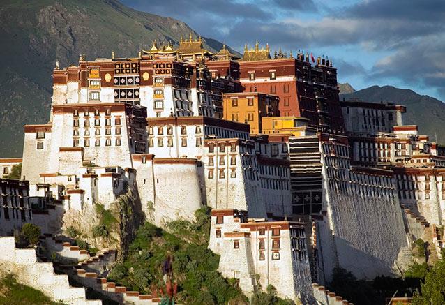 Viaje china tibet Lhasa Tibet