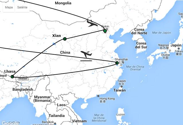 Viaje china tibet con tibet