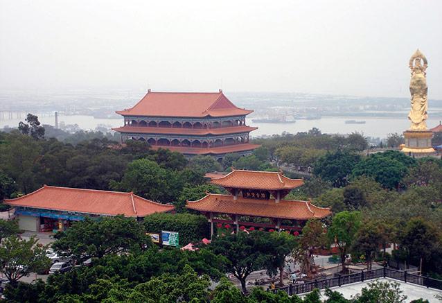 Viaje china fantastica 15 dias Bahia Repulse