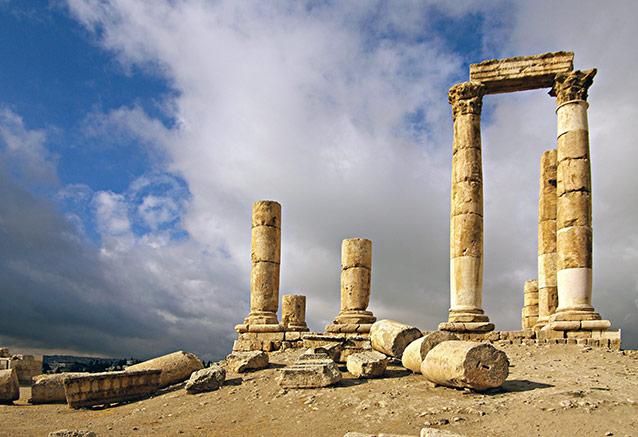 Viaje especial cultura nabatea Amman Jordan