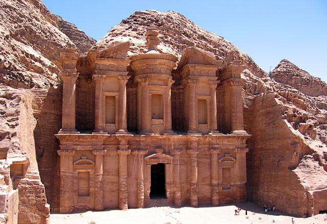 Viaje especial cultura nabatea Petra