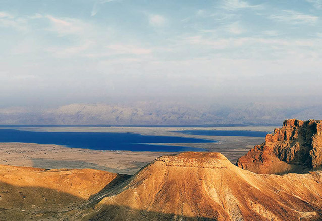 Viaje especial cultura nabatea mar muerto
