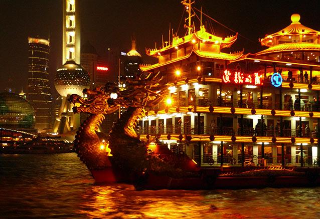Viaje china genial Shanghai